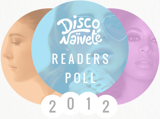 Disco Naïveté Reader's Poll 2012